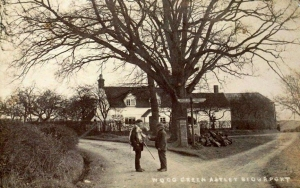 woodgreen astley early 1900s