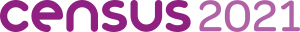 census 2021 web logo purple landscape rgb